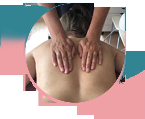 bolletjes massage